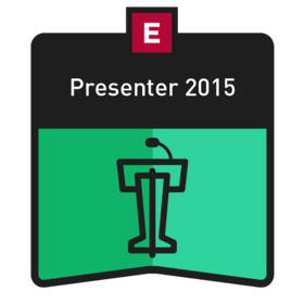 EDUCAUSE Presenter 2015