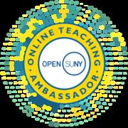 Open SUNY Online Teaching Ambassador