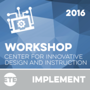 Implement - CIDI Workshop 2016