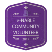 e-NABLE VOLUNTEER