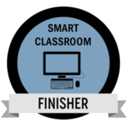 Smart Classroom Challenge Finisher