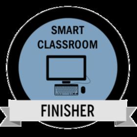 Smart Classroom Challenge Finisher