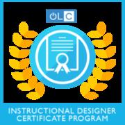 OLC Instructional Designer Certificate Program