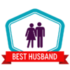 badge image for Husband of the Year