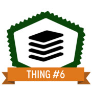 Thing 6: Long-lived data: curation & preservation