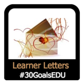 Goal: Let Students Know You Care in a Letter