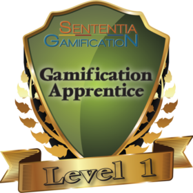 Level 1 Gamification Apprentice Certification