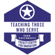 Teaching Those Who Serve (Learn)