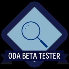 Oregon Dental Association Beta Tester