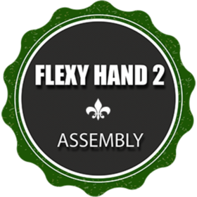 ASSEMBLY - FLEXY HAND 2