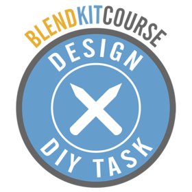 BlendKit2014: Design - DYI Task