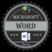 Word Online Level 2
