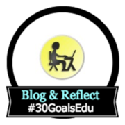 Goal: Reflect in a blog