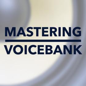 Mastering Voicebank