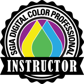 SGIA Digital Color Professional Instructor