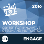Engage - CIDI Workshop 2016