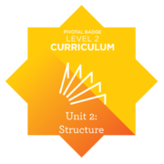 Level 2 Curriculum: Structure
