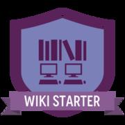 Wiki Starter