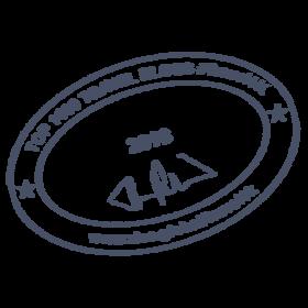 2018 #travel1k Top 1000 Travel Blogs