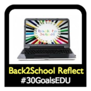 Goal: Reflect on your time back to school