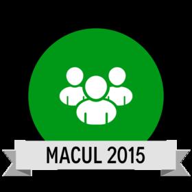 MACUL 2015