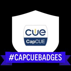 #CapCUEbadges