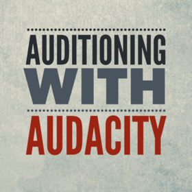 Auditioning With Audacity