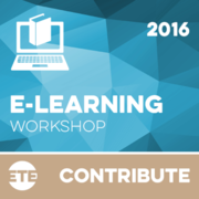 Contribute - E-Learning Workshop 2016