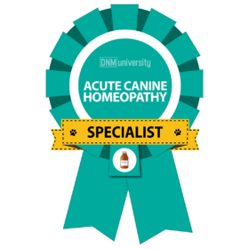 Acute Canine Homeopathy: Complete The Final Exam
