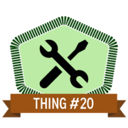 Thing 20: Do it with data!