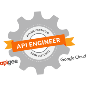 Apigee Certified Professional API Engineer