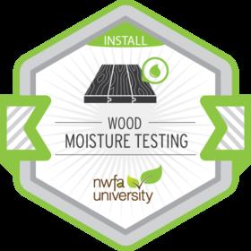 Wood Moisture Testing