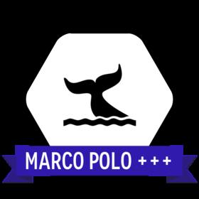 Marco Polo Badge