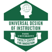 Universal Design of Instruction - UDI (Do)