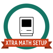 Xtra Math Setup