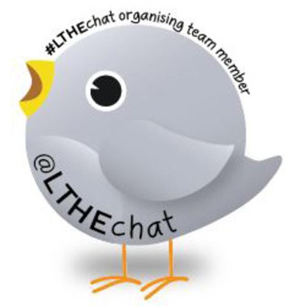 #LTHEchat organising team member