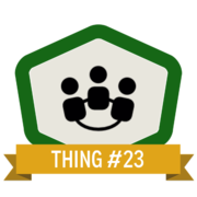 Thing 23: Making connections