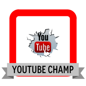 Champion of YouTube Channels and Playlists