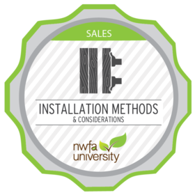 Installation Methods & Considerations