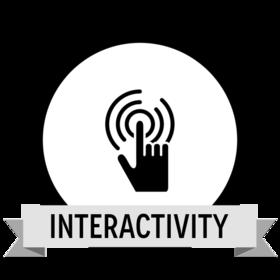 Interactive eLearning Badging Module