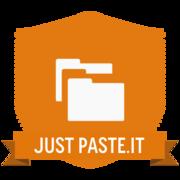 Just Paste.It