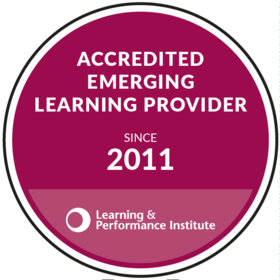 Accredited Emerging Learning Provider