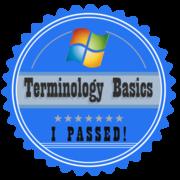 Computer terminology basics