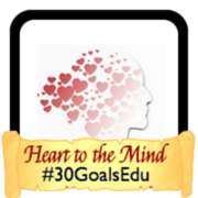 Goal: From the Heart to the Mind