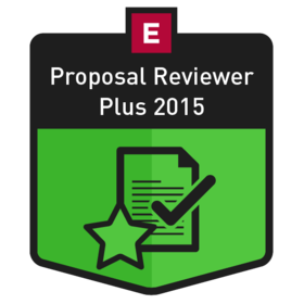 Proposal Reviewer Plus 2015