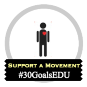 Goal: Support a movement