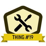 Thing 19: API's and apps