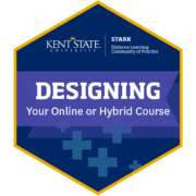 Designing Your Online or Hybrid Course