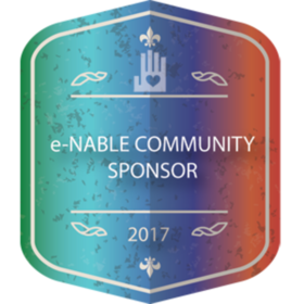 e-NABLE COMMUNITY SPONSOR