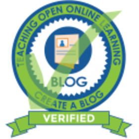 Create a Blog Verified